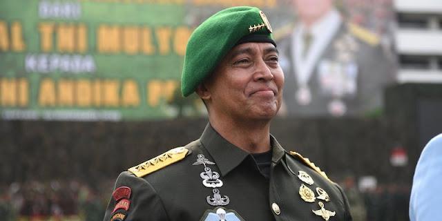 Mengayomi Prajurit dan Membaur Masyarakat, Andika Perkasa Ideal Jadi Panglima TNI