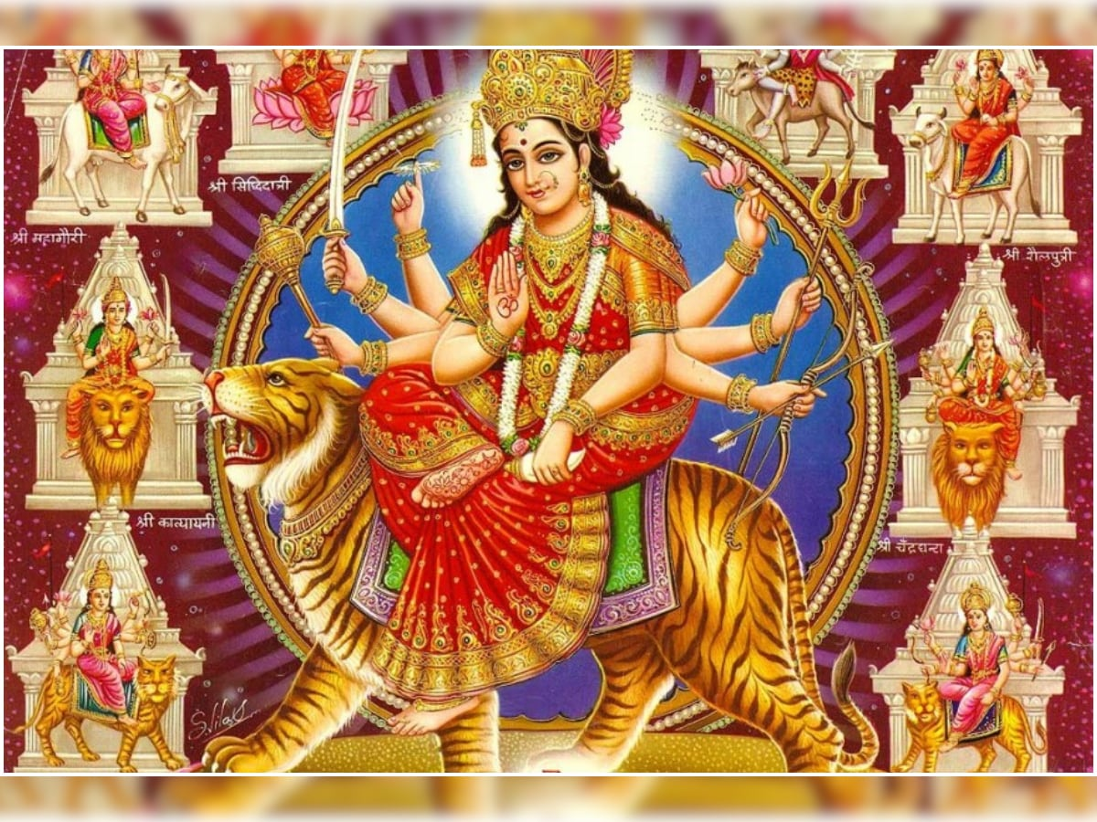 Happy Chaitra Navratri 2021: Wishes, Images, Status, Quotes, Messages, Photos, and Greetings