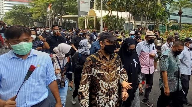 Belum Tentukan Sikap Gabung ASN Polri, Novel Dkk Tunggu Hasil Skema Penempatan