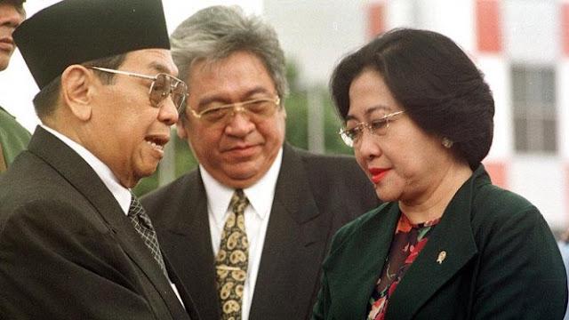 Megawati dan Kader PDIP Disarankan Tiru Gus Dur, Tidak Dendam meski Dikudeta