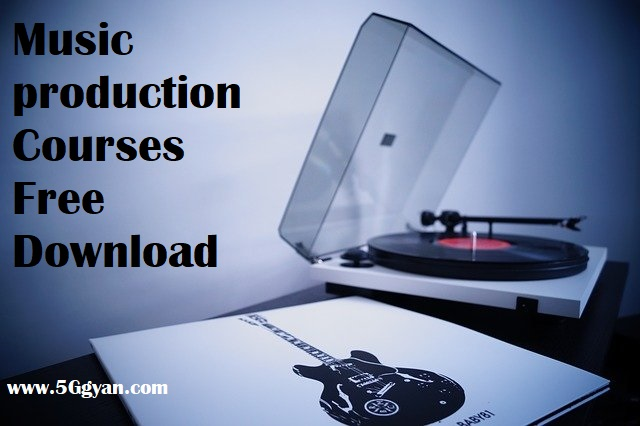 [ Free Download ] Music Production course 2021