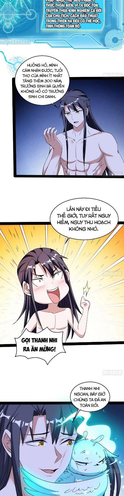 Ta Là Tà Đế Chương 195 - Truyentranhaudio.com
