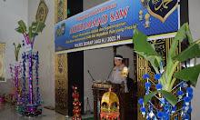 Keluarga Besar Polres Sidrap Peringati Maulid Nabi Muhammad SAW 1443 H / 2021