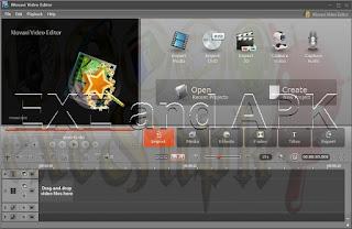 Movavi Video Editor Plus 22 تحرير ملفات الفيديو