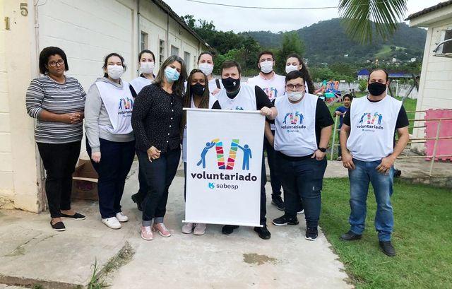 Grupo de Voluntariado da RR é parceiro do bem de instituições no Dia das Crianças e leva alegria para dezenas de baixinhos e adolescentes