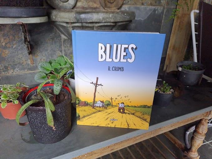 [RESENHA #863] BLUES - R. CRUMB