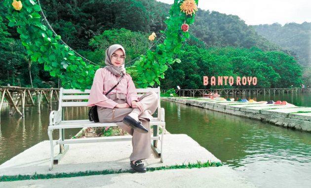 Banto Royo, Bekas Rawa-Rawa yang dihiasi 12 Jembatan Logam