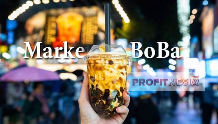 Pemasaran Minuman Boba