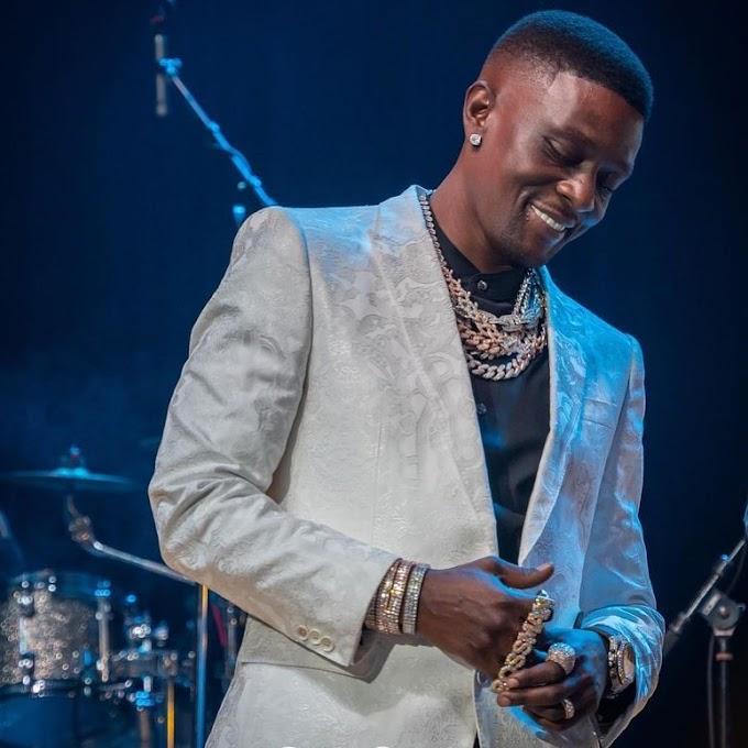 Boosie Badazz Was Arrested For Concert Brawl