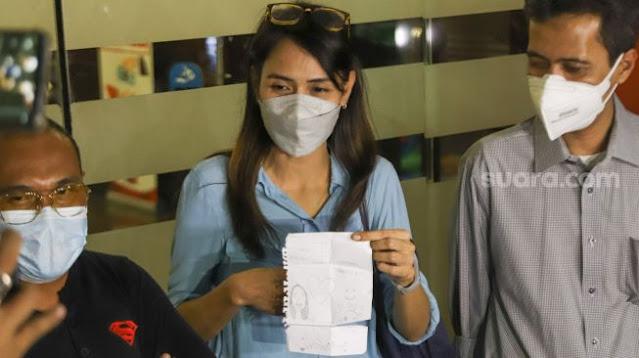 Polisi Akan Periksa Dukcapil untuk Tindaklanjuti Keaslian Akta Lahir Anak Wenny Ariani