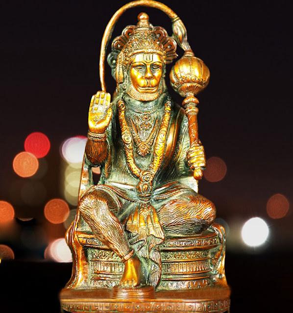 mere ko bhagwan ka photo dikha hanuman ka image