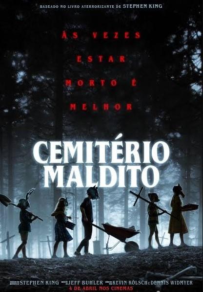 Baixar Filme Cemitério Maldito Torrent Dublado (2019) BluRay 720p / 1080p