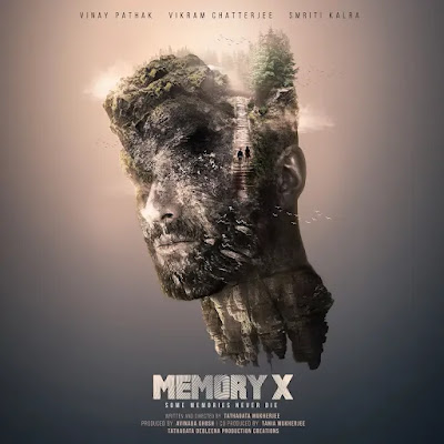 Memory X Movie First Look Poster