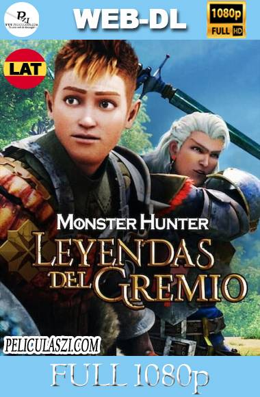 Monster Hunter Legends of the Guild (2021) Full HD WEB-DL 1080p Dual-Latino VIP