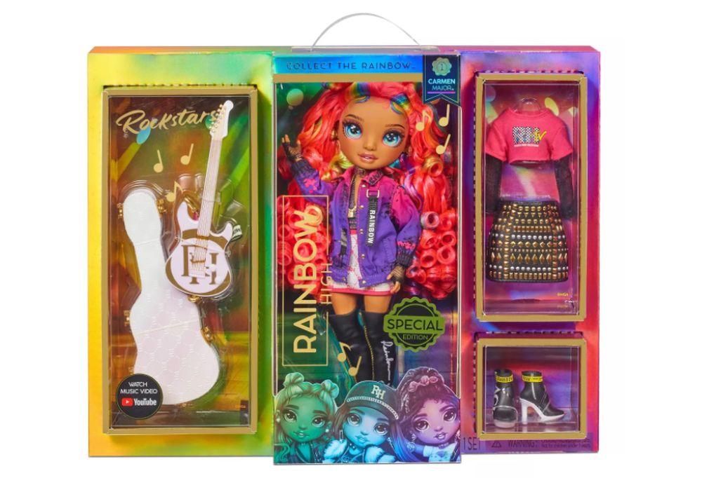 Кукла Rainbow High Carmen Major