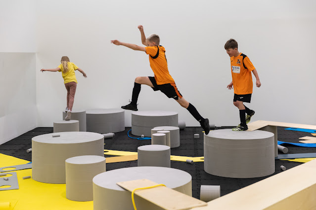 BALTIC - A fantastic alternative to soft play