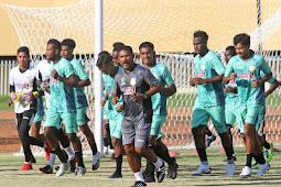 Eduard Ivakdalam Sebut Tim Sepakbola Papua Waspada Hadapi Sumatera Utara