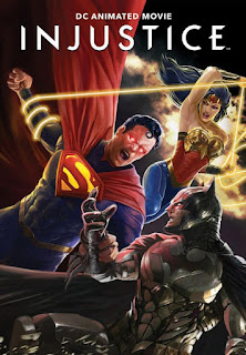 Injustice: Gods Among Us[2021][NTSC/DVDR-Custom HD]Ingles, Español Latino