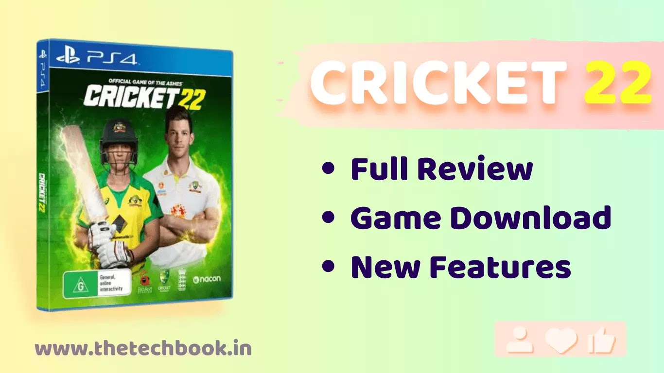 Cricket 22 game release date download