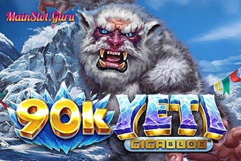 Main Gratis Slot 90K Yeti Gigablox (Yggdrasil) | 95.50% Slot RTP