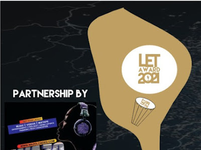 L.E.T Award Nomination Entry Open on the 1St of November