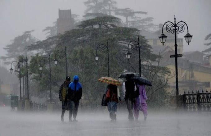अगले 2 दिनों तक हो सकती बारिश, बढ़ेगी ठंड और प्रदूषण से भी राहत के आसार