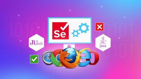 Selenium WebDriver with Java Quickstart [Free Online Course] - TechCracked
