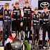 Elfyn Evans concreta la victoria en el Rally de Finlandia
