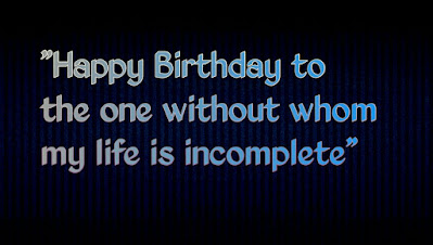 caption happy birthday message for her