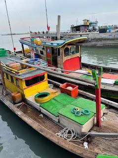 Nelayan Ditangkap Malaysia