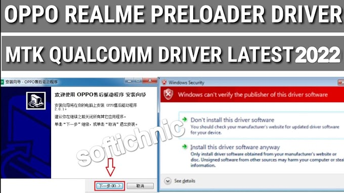 Latest QcomMtk_Driver_Setup_V3.0.9 softichnic