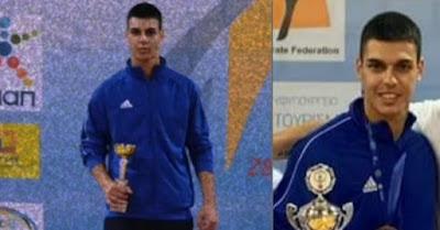 2 μετάλλια στους Μεσογειακούς αγώνες καράτε
