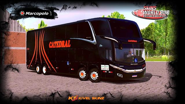 PARADISO G7 1800 DD 8X2 - VIAÇÃO CATEDRAL BLACK