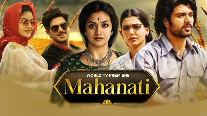 Mahanati Full Movie Hindi Dubbed Download Filmyzilla