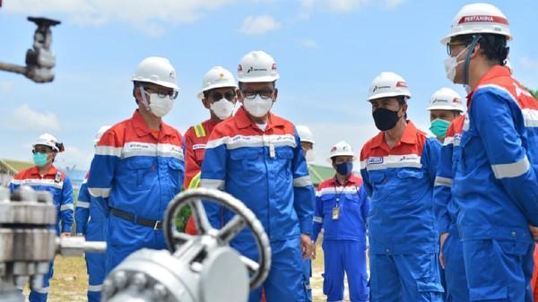 Respons Masalah Solar di Riau, Menteri ESDM: Kenapa Kurang, Apa Bocor?