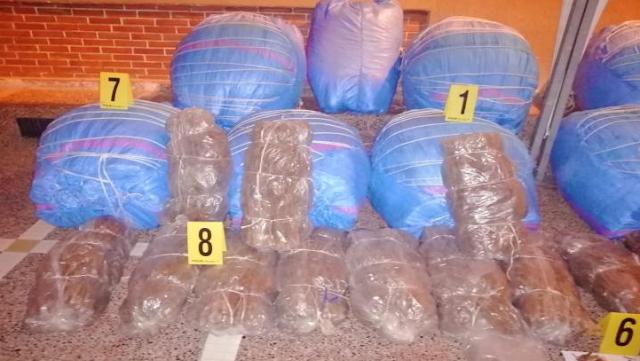 أمن أولاد تايمة يضع حدا لشبكة إجرامية تنشط في ترويج المخدرات