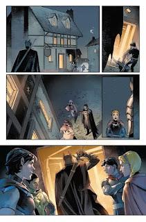 Un primer vistazo a DC: Dark Knights of Steel #1