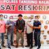 Datang Meminta Uang Keamanan Pakai Pisau,Sibolis Diringkus Satreskrim Polres Tanjungbalai