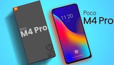 Spesifikasi Xiaomi Poco M4