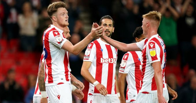 Tottenham join race with Premier League clubs for signature of Stoke star