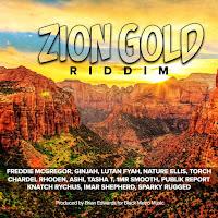 Black Metro Music - Zion Gold Riddim