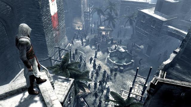 Imagem do Assassin's Creed: Director's Cut Edition