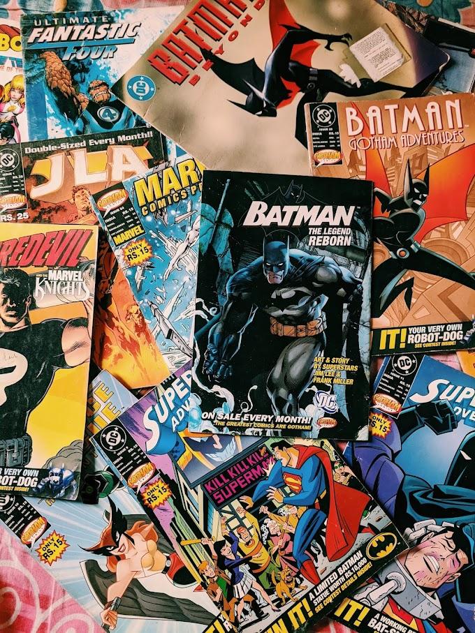 DEBATE ABERTO: Mudanças Em Nosso Consumo De Quadrinhos E Mangás