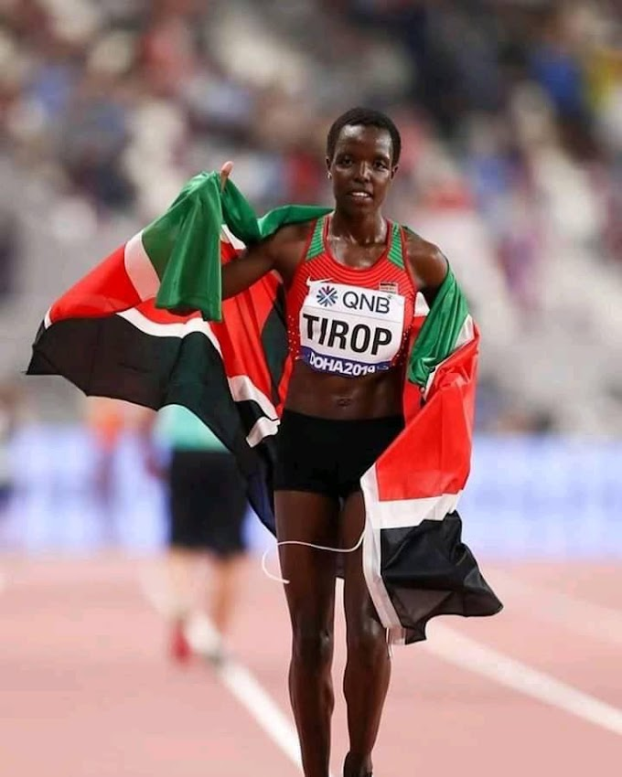 Kenya's Tokyo Olympic star and World Championship medallist, Agnes Tirop found stabbed to death