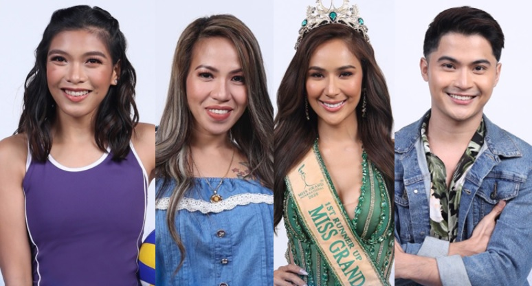 Meet the 18 official housemates of PBB Season 10 celebrity edition