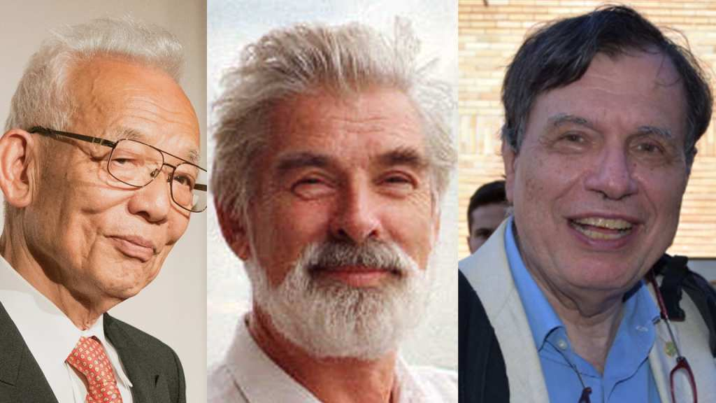 climate science physics nobel prize 2021 georgio parisi syukuro manabe klauss hasselmann