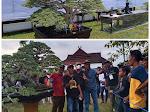 Bonsai Asal Tanah Samawa Dominasi Perolehan Bendera Merah