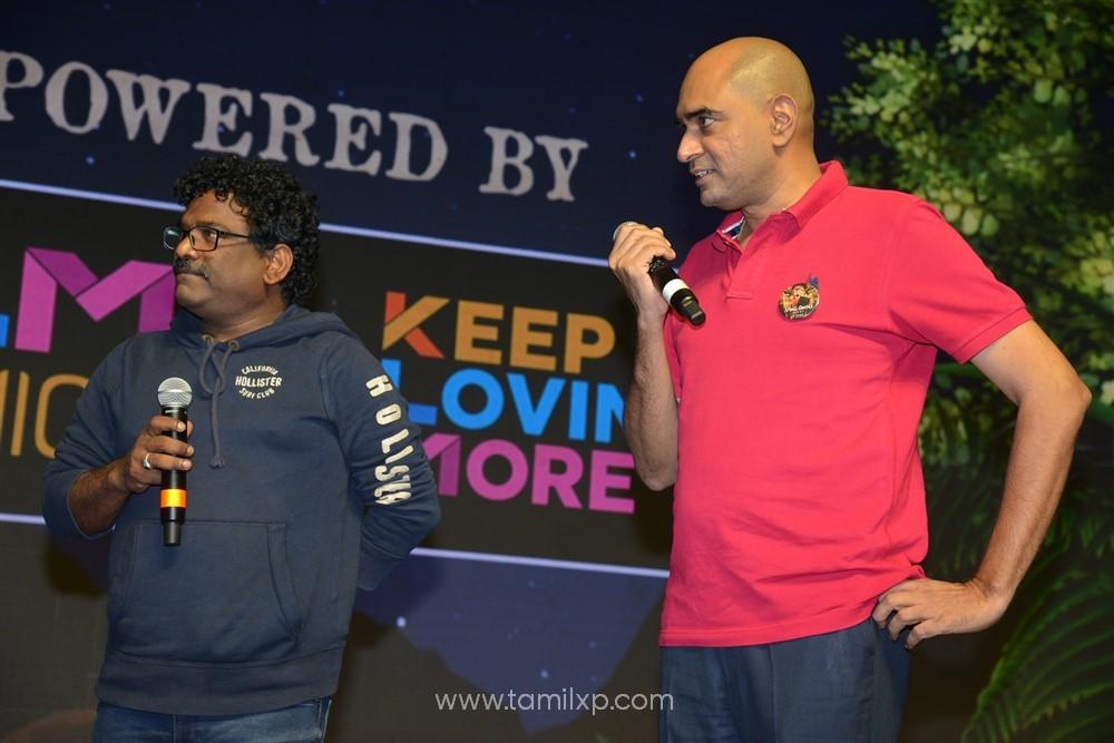Konda Polam Pre Release Event Stills