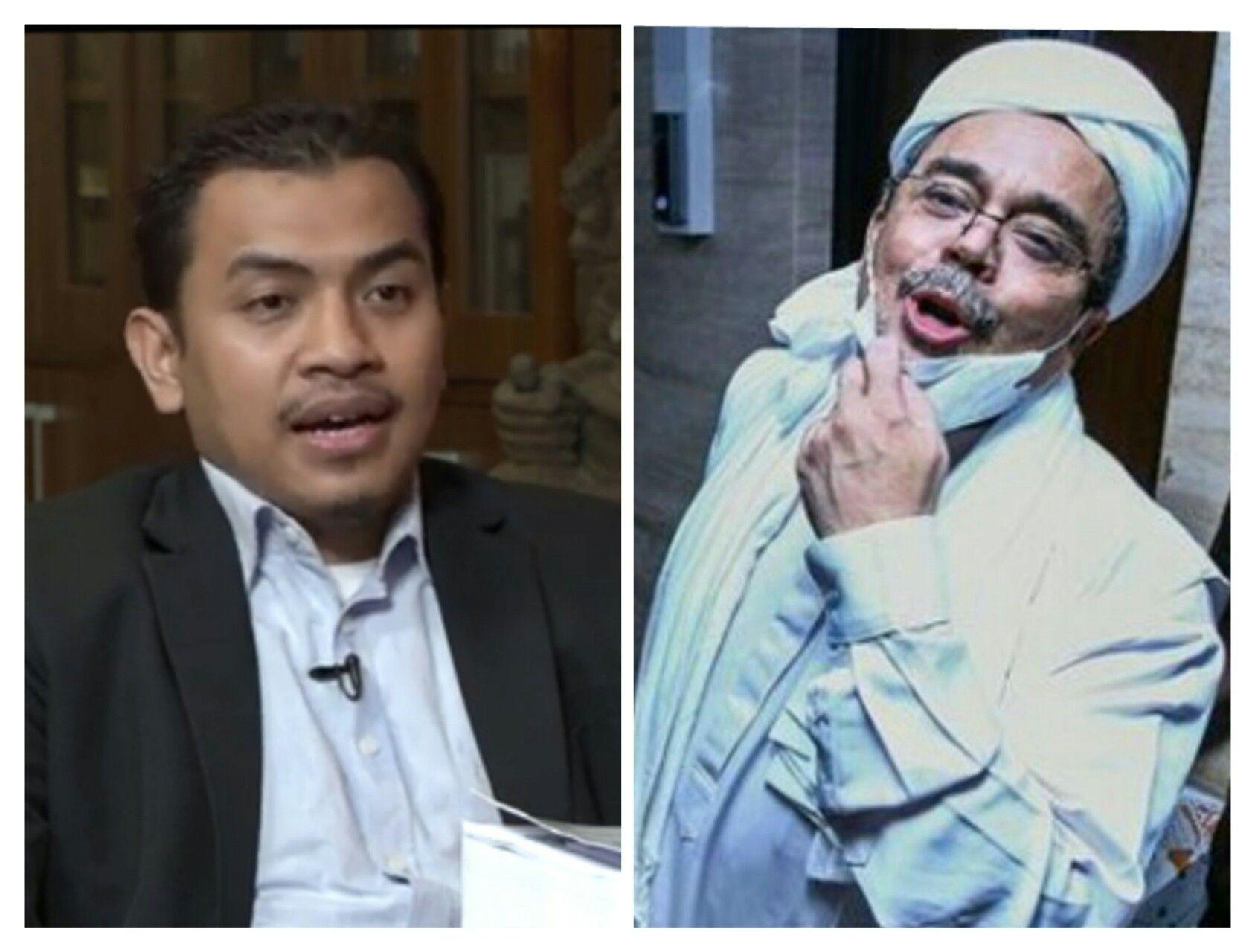Aziz Yanuar Jelaskan Perbedaan 'Front Persaudaraan Islam' dengan 'Front Pembela Islam', Simak Penjelasannya