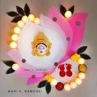 Different Rangoli Designs